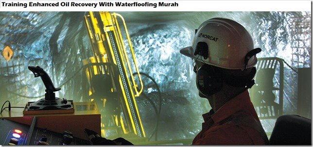 training pengenalan enhanced oil recovery with waterfloofing murah