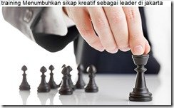 pelatihan Innovative, Systematic & Lateral Thinking For Leader di jakarta